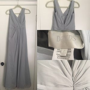 *David's Bridal* Bridesmaid Dress
